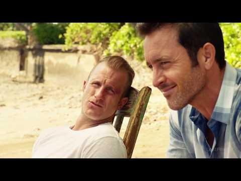 Полиция Гавайев | Гавайи 5.0 | Hawaii Five-0 | 10x22 | Прощание Макгарретта и Уильямса