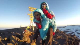 Leif Erikson Young Explorer Award 2016 - Tashi & Nungshi Malik