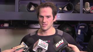 Torrey Mitchell scrum for December 14, 2015