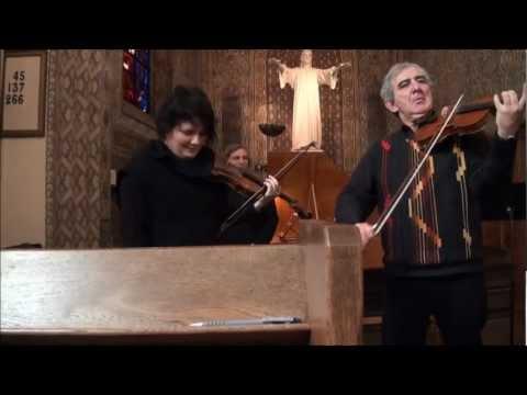 Modern & baroque violin