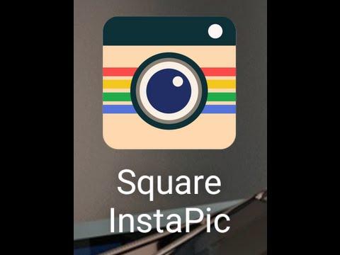 square instapic