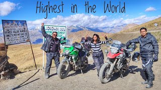 STOPPED BY BRO CHECK POST | Day 6: Highest Village & Post Office in the WORLD | Kaza to Losar