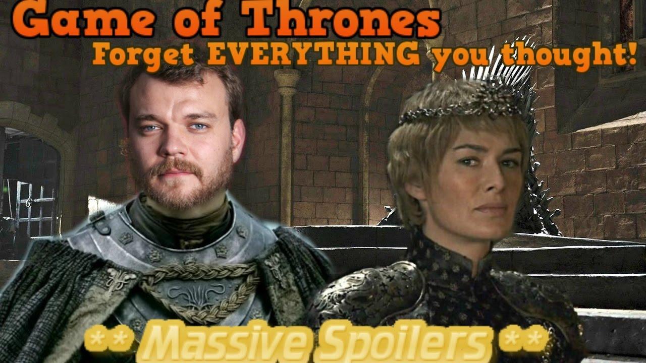 Spoiler Game Of Thrones 7
