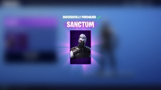 BINH PRIME - France FORTNITE NEW SKIN SANCTUM - France VENDREDI SOIR Continuez à l'Epic nouvel événement AE!