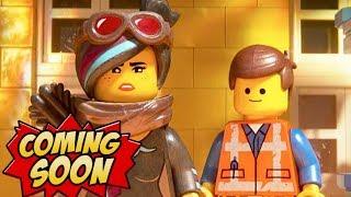 Лего. Фильм 2 (2019) - Русский Трейлер - Coming Soon