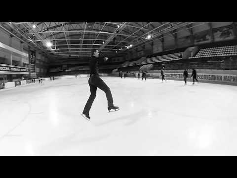 Сальхов 1 оборот (год тренировок)