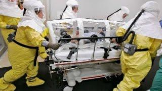 US doctor (Dr. Rick Sacra) infected with Ebola arrives in Nebraska