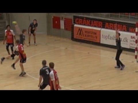 Håndbold U16D, 2015-04-03 Furesø - SG Hamburg-Nord 2