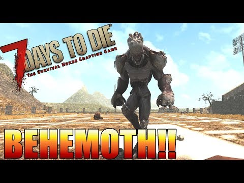 7-days-to-die-behemoth!!---new-and-upcoming-npcs-&-zombies-(alpha-16)