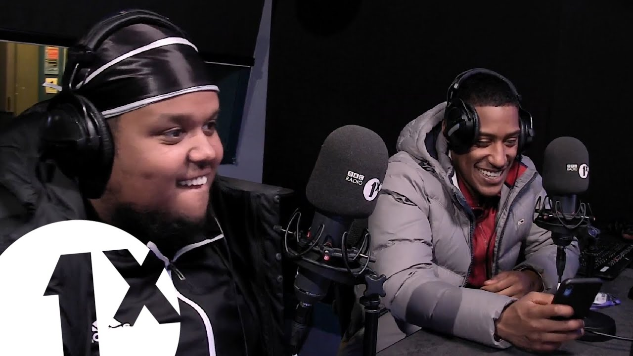 Yung Filly & Chunks prank Michael Dapaah and Rihan Brewster