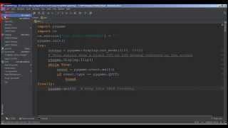 Изменение размера шрифта в редакторе IDE PyCharm
