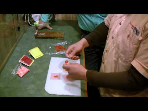 Suture Basics: Two- Hand Tie, Right Hand from YouTube · Duration:  1 minutes 50 seconds