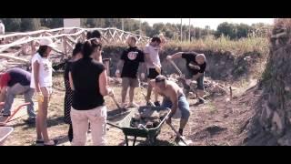 Доброволци направиха капител видим за обществеността на Ковачевско кале край Попово