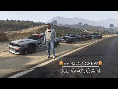 GTA 5 - KL WANGAN ( MALAYSIA ) #BenjooCrew