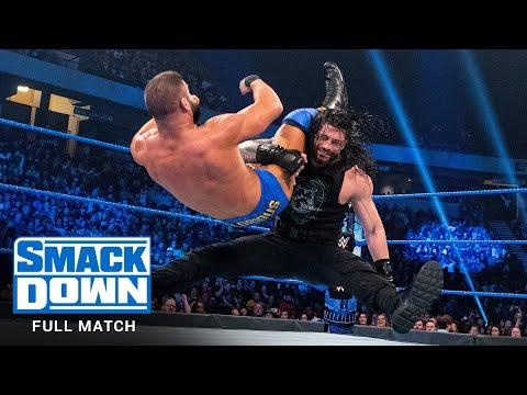 FULL MATCH - Roman Reigns vs. Robert Roode: SmackDown, Nov. 29, 2019