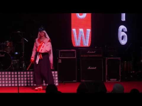 related image - Toulouse Game Show 2016 - Concours Cosplay Solo - 18 - Okami - Ushiwaka