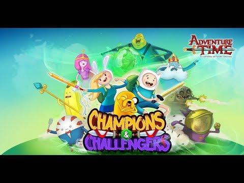 Champions and Challengers – Adventure Time 1