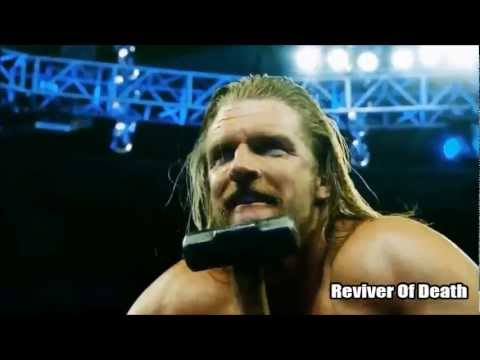 WWE Triple H 2013 Theme song and Titantron video 'The Game' Full version