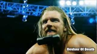 WWE Triple H 2013 Theme song and Titantron video