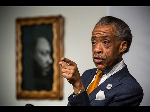 AL SHARPTON THREATENED TO PICKET AND PROTEST OUTSIDE OF MSG IF CHARLES OAKLEY BAN WASN'T LIFTED!