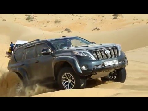 Desert Safari: Dune bashing at Sharqiya in Oman