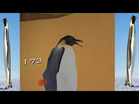 Penguin does erotic poetry VR CHAT