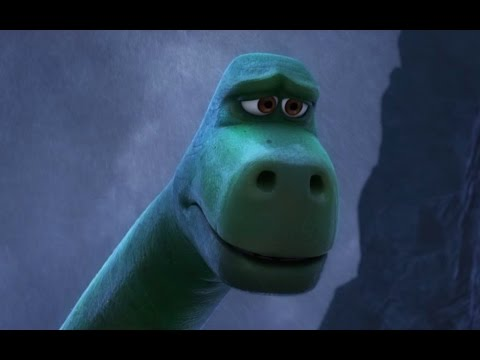 The Good Dinosaur - Arlo's Father Death