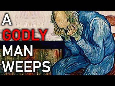 A Godly Man Weeps - Puritan Thomas Watson / Christian Audio Devotionals