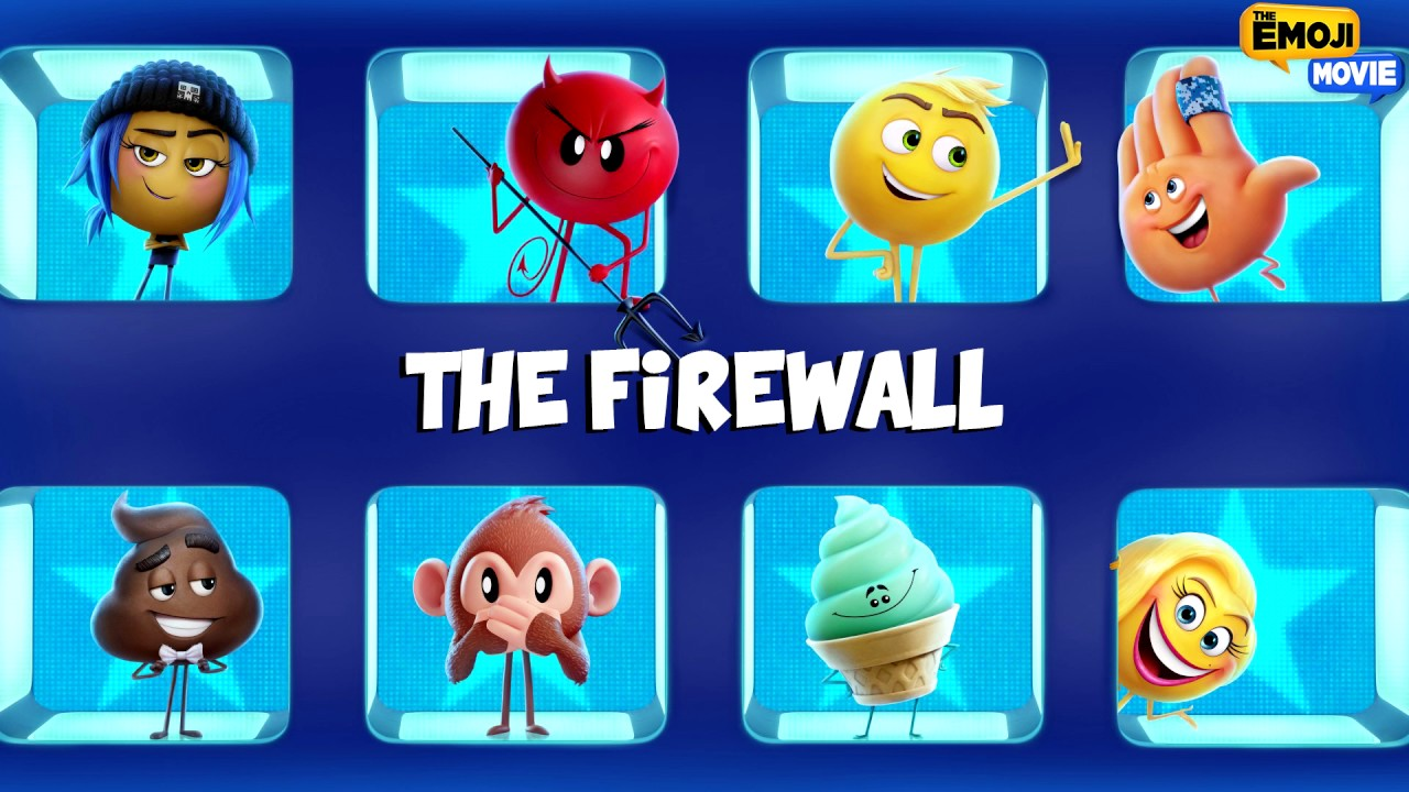 the firewall the emoji movie soundtrack youtube