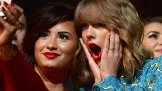 Taylor Swift Responds to Demi Lovato Diss: