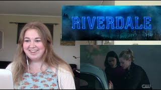 Riverdale season 1 episode 4 REACTION
