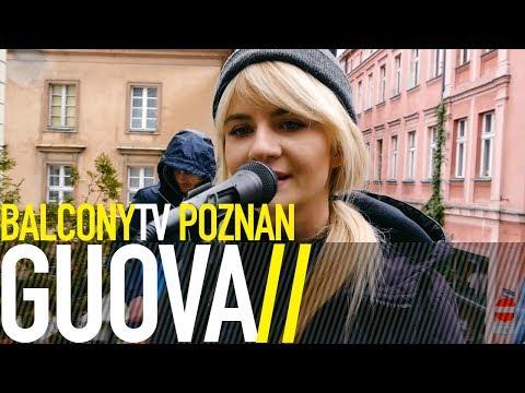 GUOVA - RATUJ MNIE (BalconyTV)
