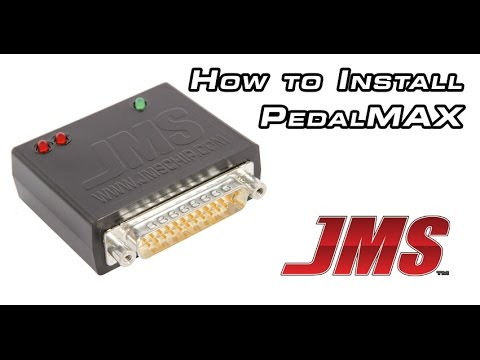 PedalMAX PX1114F Eliminate Ecoboost Turbo Lag and Enhance the Pedal