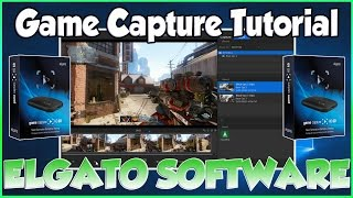 @Elgatogaming HD60 Software: Best Settings High Quality Game Capture Clips (How to Tutorial) - Pt. 2