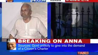 Fight for Lokpal: No citizens chater?