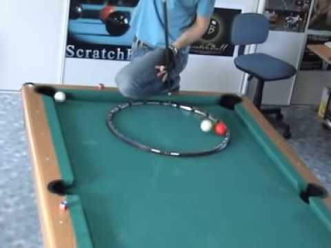 Venoms Pool Trick Shots YouTube - Masse pool table