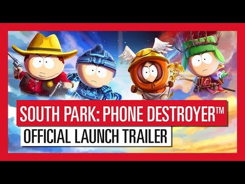 South Park: Phone Destroyer™ | Official Launch Trailer