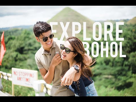 CP Travel and Tours - Bohol Promotional Video