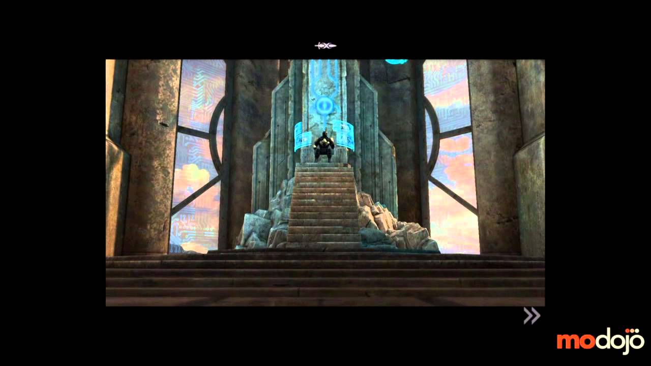 Infinity Blade 3 Walkthrough (iPhone/iPad) Raidriar Stronghold, Larioth 5th  Battle