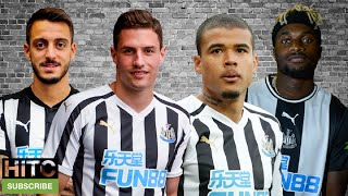 Rating Newcastle's Last 25 Signings