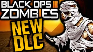 Black Ops 3 ZOMBIES NEW DLC MAPS LEAKED! Egypt & Underwater Map! DLC 2 / DLC 3 / DLC 4 Map Pack Info