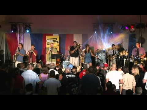 """Philly Funk Authority Performs """"Shake Your Tailfeather - Proud Mary"""""""