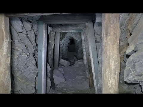 Would YOU Crawl Into This Small, Dangerous, Abandoned Mine Entrance?