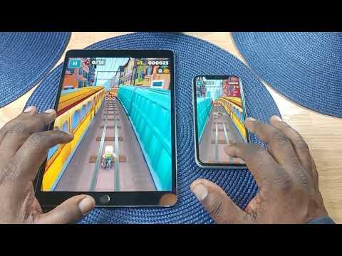 apple-iphone-apple-xr-vs-ipad-pro-10.5-apps-opening-comparison