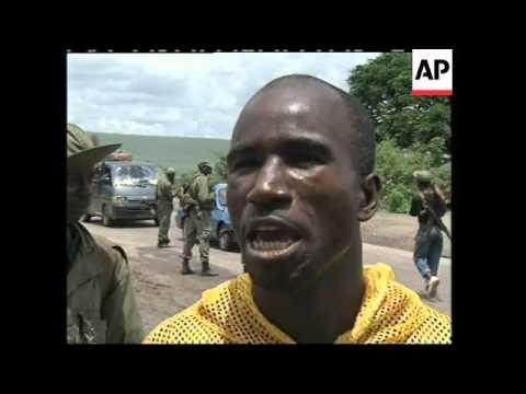 CONGO: SASSOU-NGUESSO REQUESTS AID TO REBUILD BRAZZAVILLE