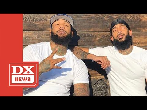 """The Game Breaks Down Talking About Nipsey Hussle's Death: """"I Just Can't Believe You Gone!!!"""" Mp3"""