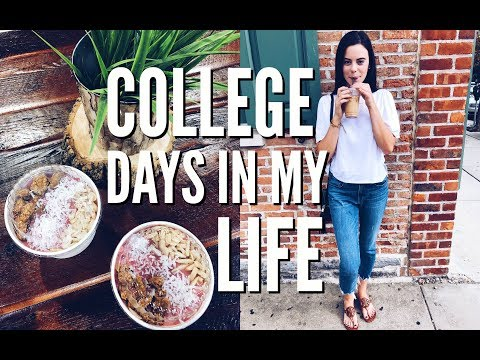 college days in my life: start of october | miami university