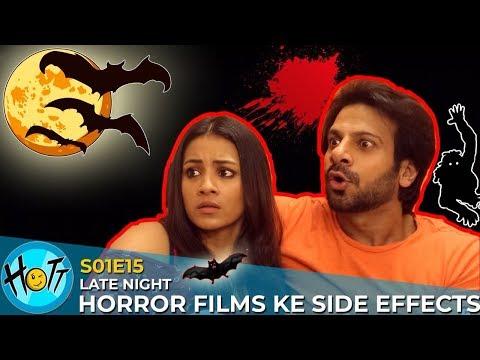 Late Night Horror Films Ke Side Effects   S01E15   Karan Veer Mehra   Barkha Sengupta