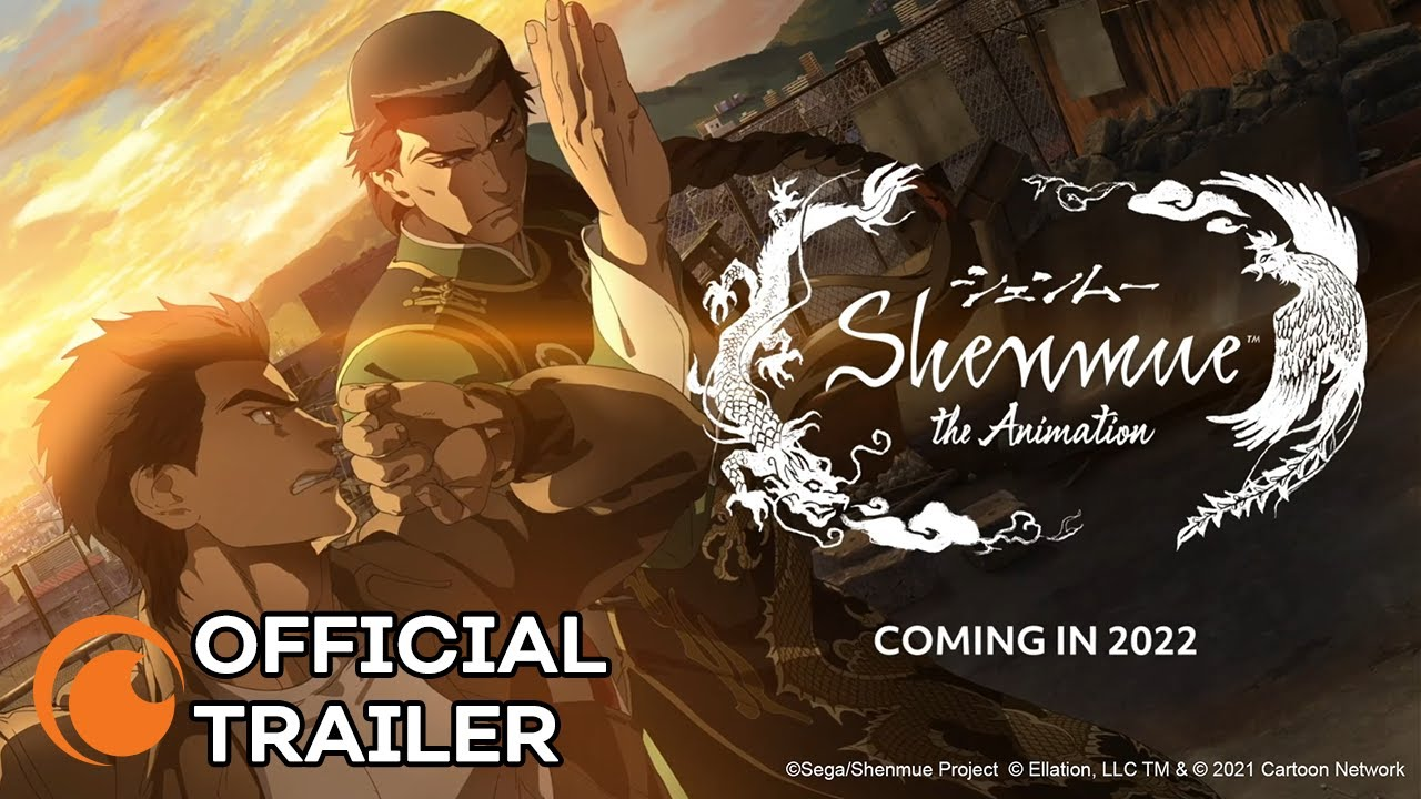 Download Shenmue the Animation | A Crunchyroll and Adult Swim Production | OFFICIAL TRAILER
