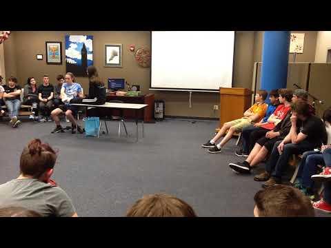 Sydney Truehart Senior Presentation